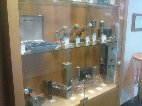 Ausstellung beim Analog-Forum 2011