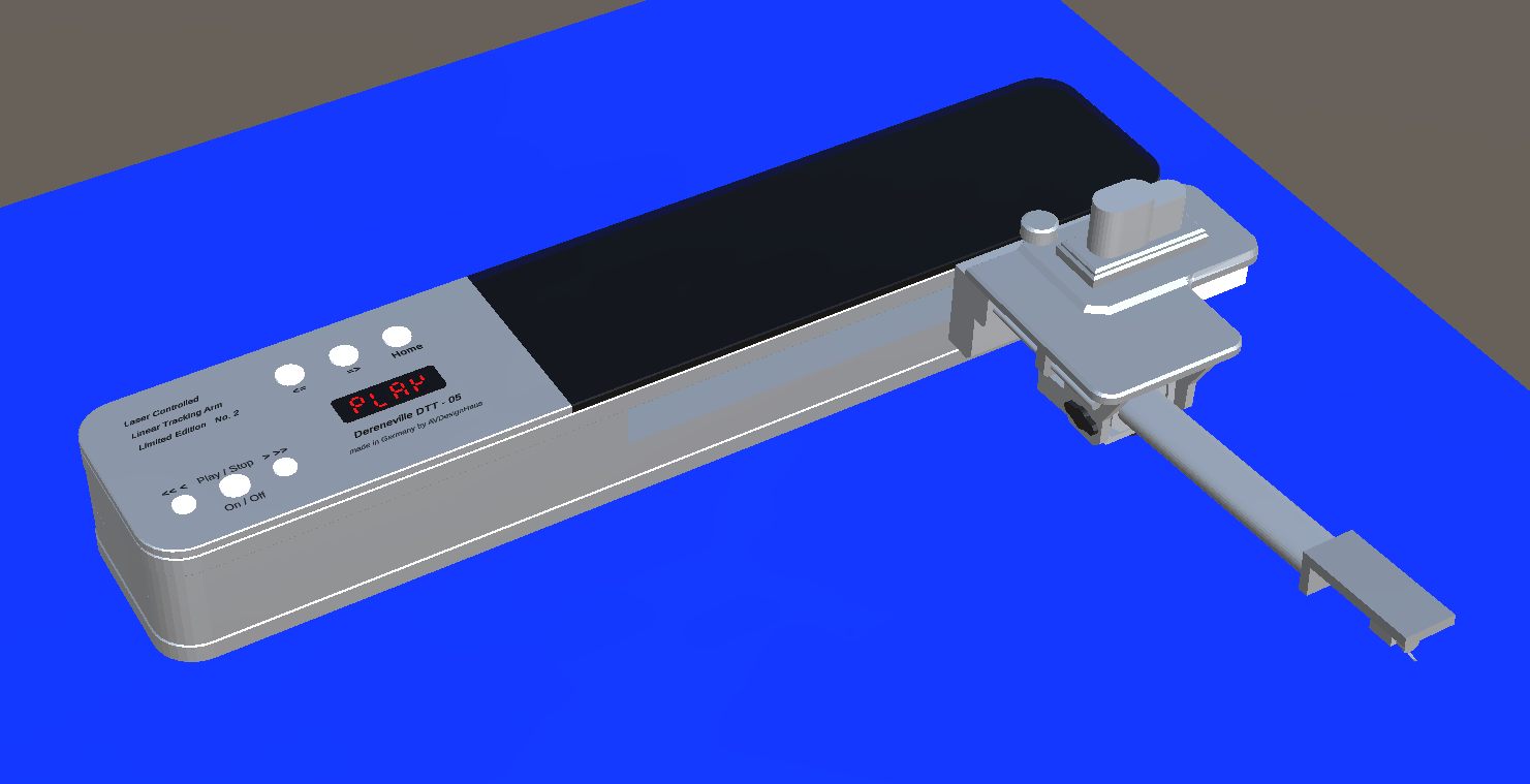 Simulation des neuen DTT-05