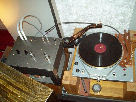 Atelier Rullit phono RL