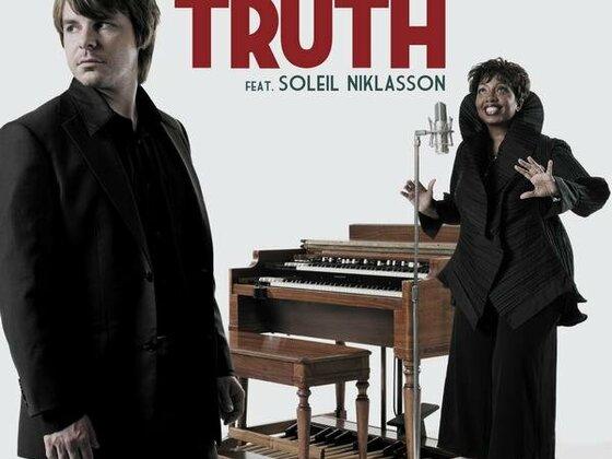 CD-Cover Gero Körner: Truth feat. Soleil Niklasson