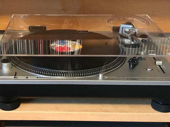 Technics SL 1200 GR turntable