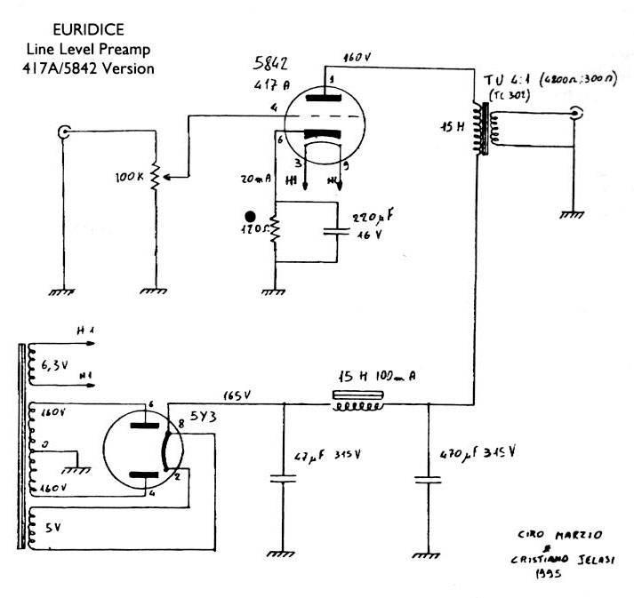 Projekt: Amtliche Röhrenvorstufe mit symmetrischem Ausgang ...