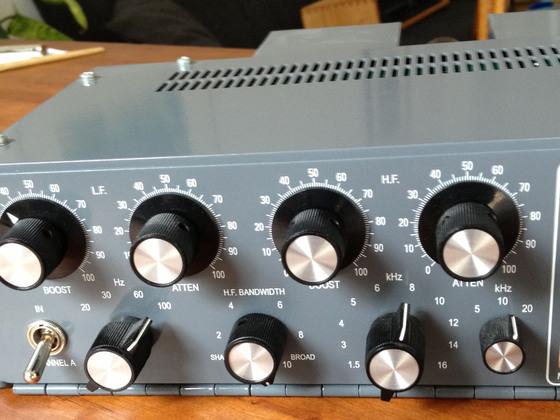 Retro Instruments 2A3 EQ