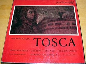 Tosca-Karajan