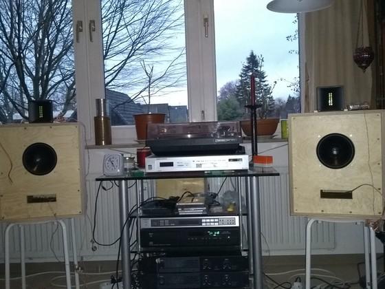 Westra KW180 und Bestron RT002A Stereo
