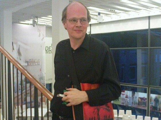 Kurz vor der Uraufführung von Andreas Wagners Fraktale X