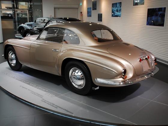 """Alfa Romeo 6C 2500 """"Villa d´Este"""" hinten"""