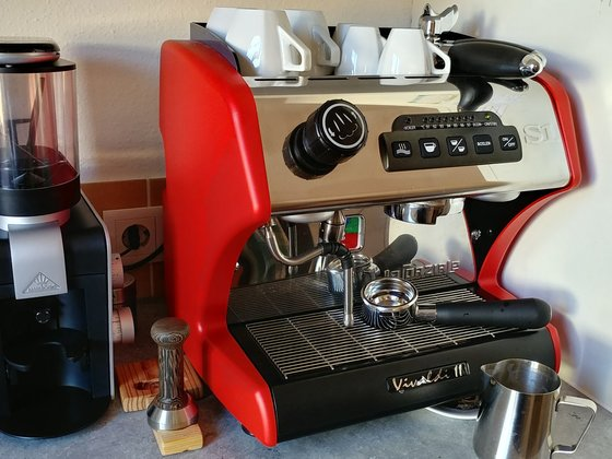 Kaffeeecke