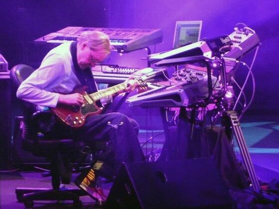 Klaus Schulze live in Tokio