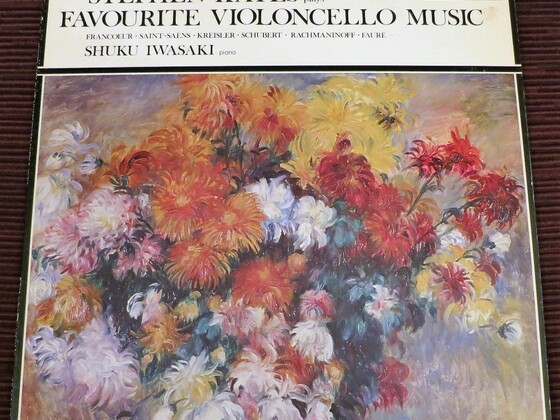 Favourite Violoncello Music