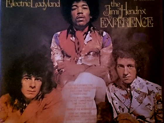 Hendrix Experience - Electric Ladyland