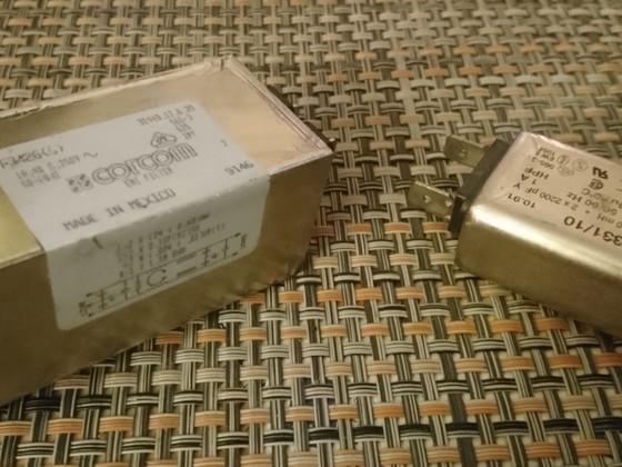 Filter bisher (links), und künftiges Filter (rechts)