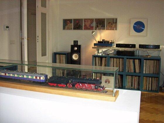 Modellbahn H0 - Der Rheingold-Express