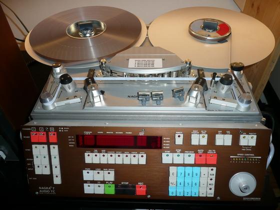 Nagra T-Audio TC