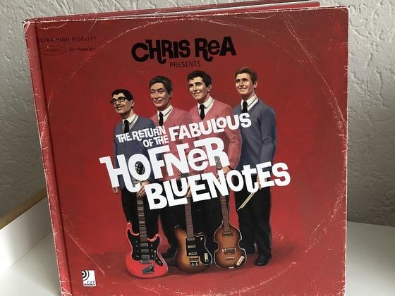 Chris Rea - Hofner Bluenotes