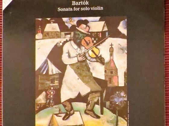 Enescu, Bartók: Violinsonaten