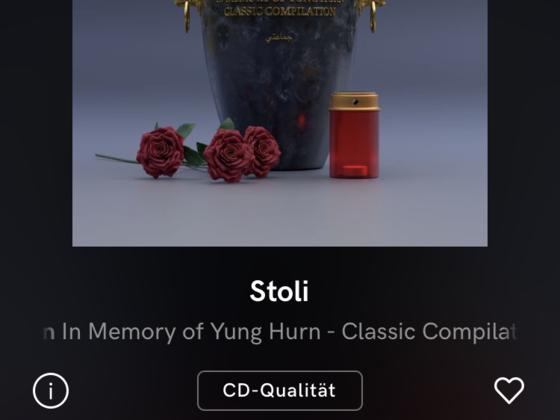 In Memory Of Yung Hurn