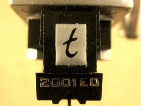 Tenorel elliptische Nadel