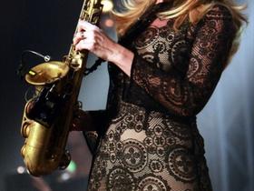 Candy Dulfer Leverkusener Jazz Tage