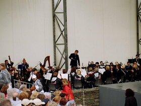Orchester aus Minsk bei der Monschau Klassik 2007
