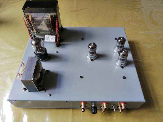Phono preamp 3