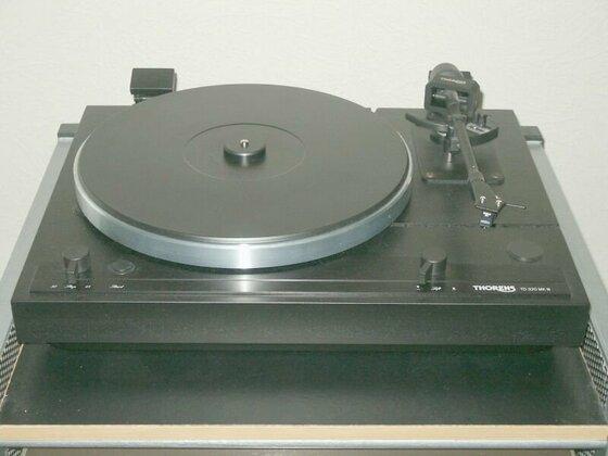 Thorens TD 320 Mk III / TP 90