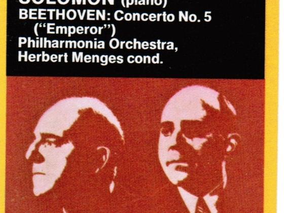 Beethoven: Klavierkonzert Nr. 5