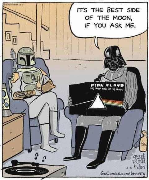 Best Side of the Moon