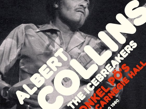 Albert Collins at Onkel Pö