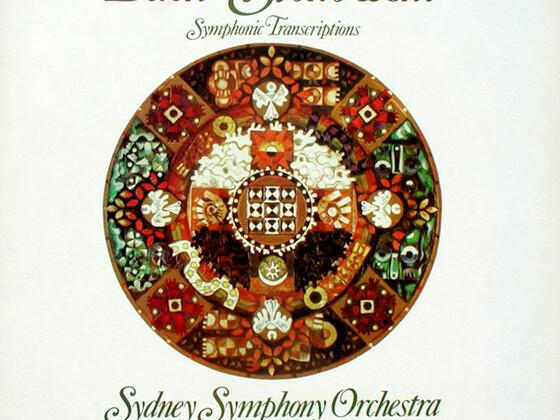 Bach/Stokowski auf Chandos