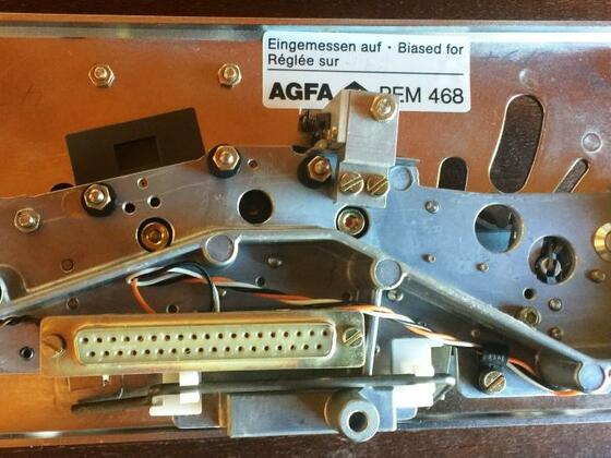 AAA Koppfträger B67 Agfa