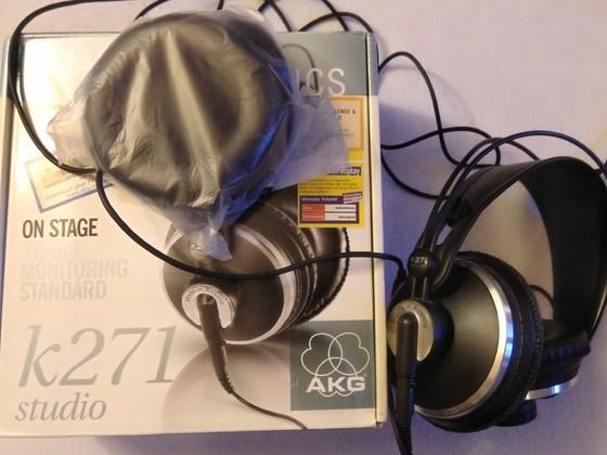 AKG K271 Kopfhörer