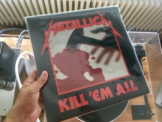 metallica, kill em all