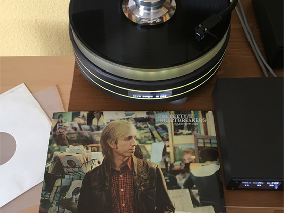 Tom Petty - Hard Promises | raan w-303