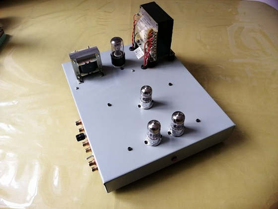 Phono preamp 2
