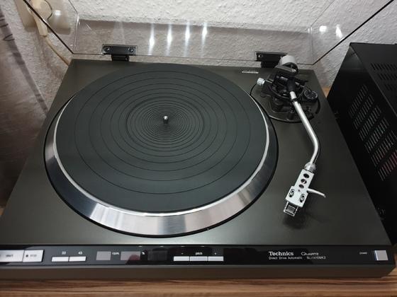 Technics SL-1410MK2