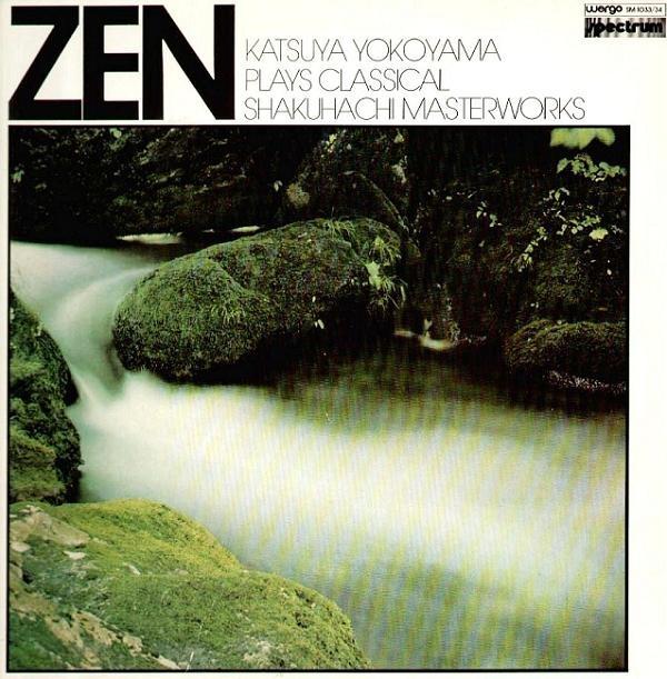 Zen-LP auf Wergo spectrum
