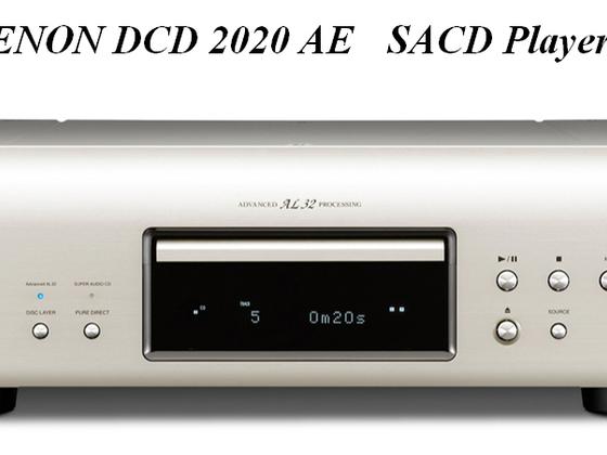 Denon DCD 2020 AE