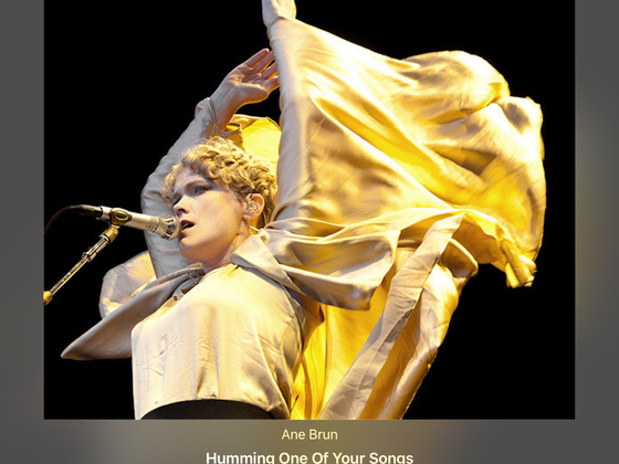 Ane Brun - Songs Tour 2013