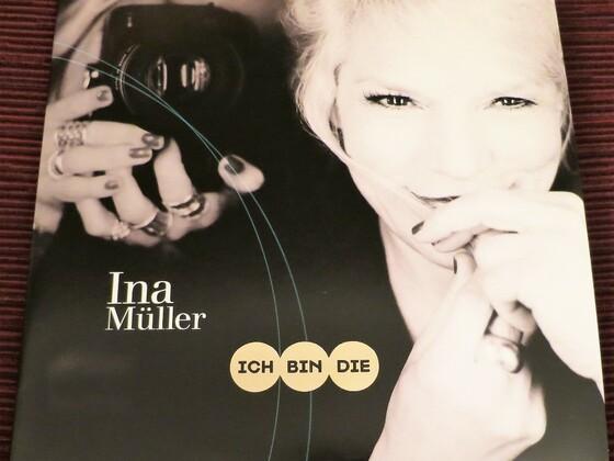 """Ina Müller: """"ich bin die"""""""