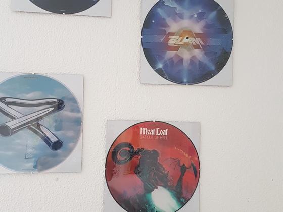 Einige meiner Picture Discs