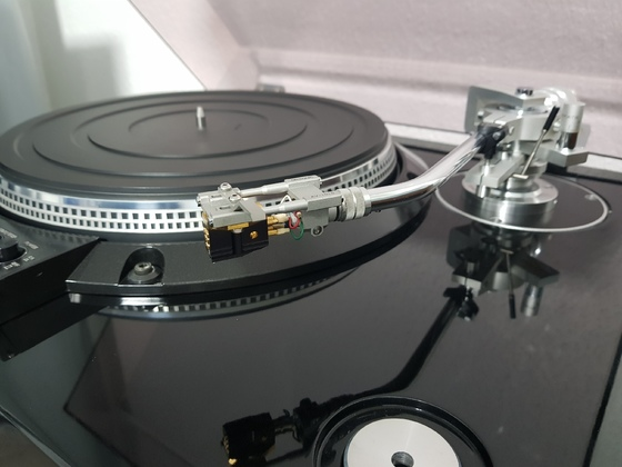Ortofon MC 30 Super II/Orsonic 101