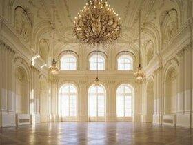 Ballsaal des Alten Kurhauses in Aachen