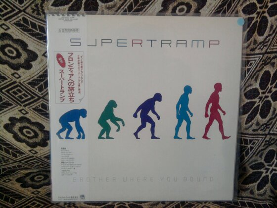 "Supertramp ""Brother were you bound"""