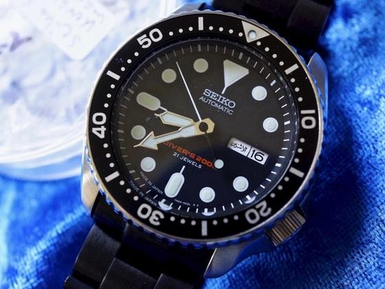 SeikoSKX007