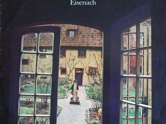 Eterna-LP Bach-Haus Eisenach