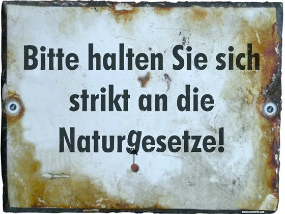 Naturgesetze