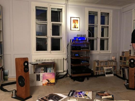 Anlage-Musikzimmer