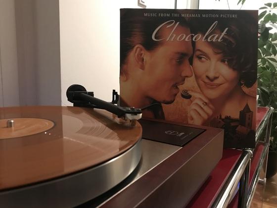 Chocolat - OST