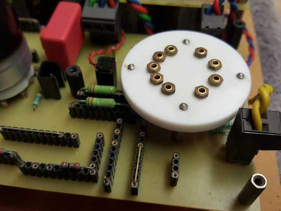 SRS551 DIY-Sockel